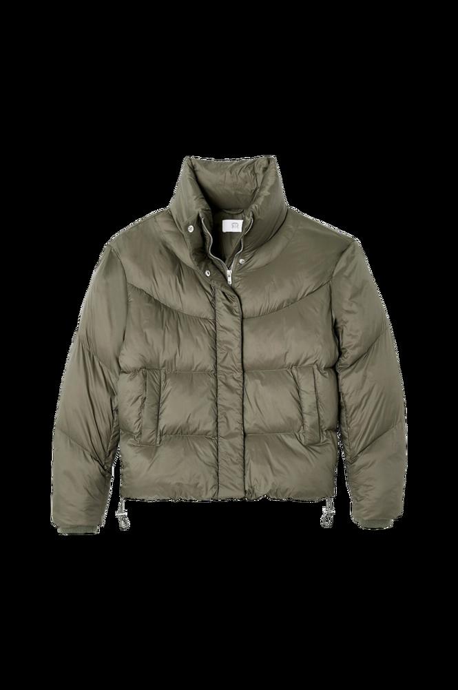 La Redoute Quiltet jakke med høj krave