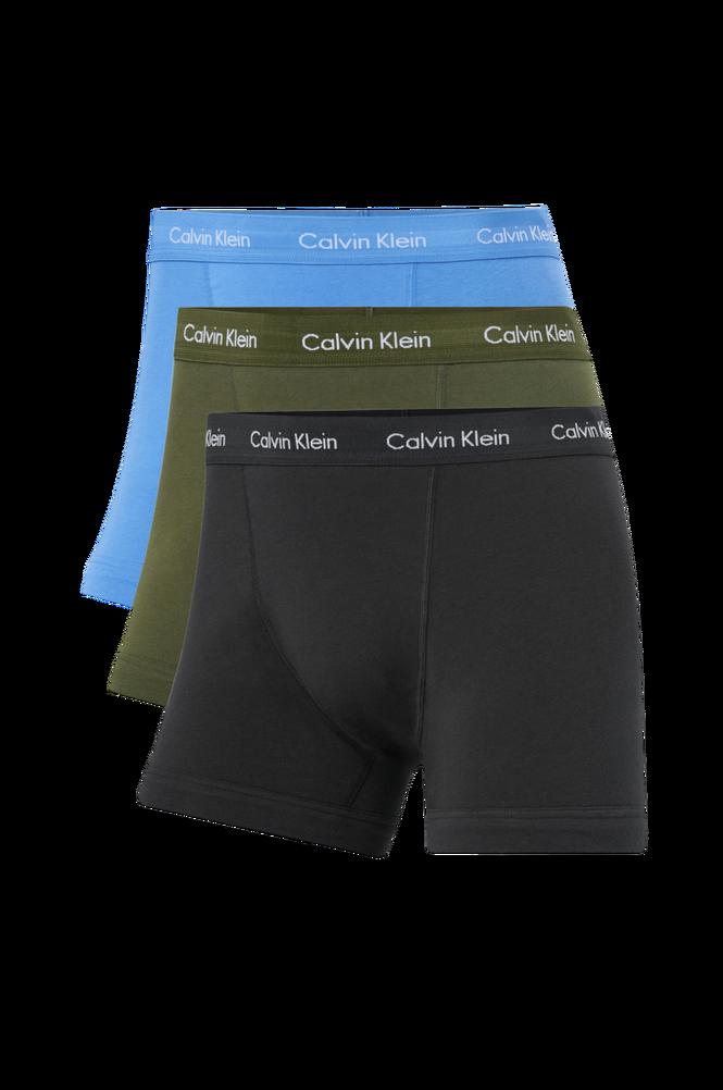 Calvin Klein Underwear Underbukser Cotton Stretch Trunk 3-pak