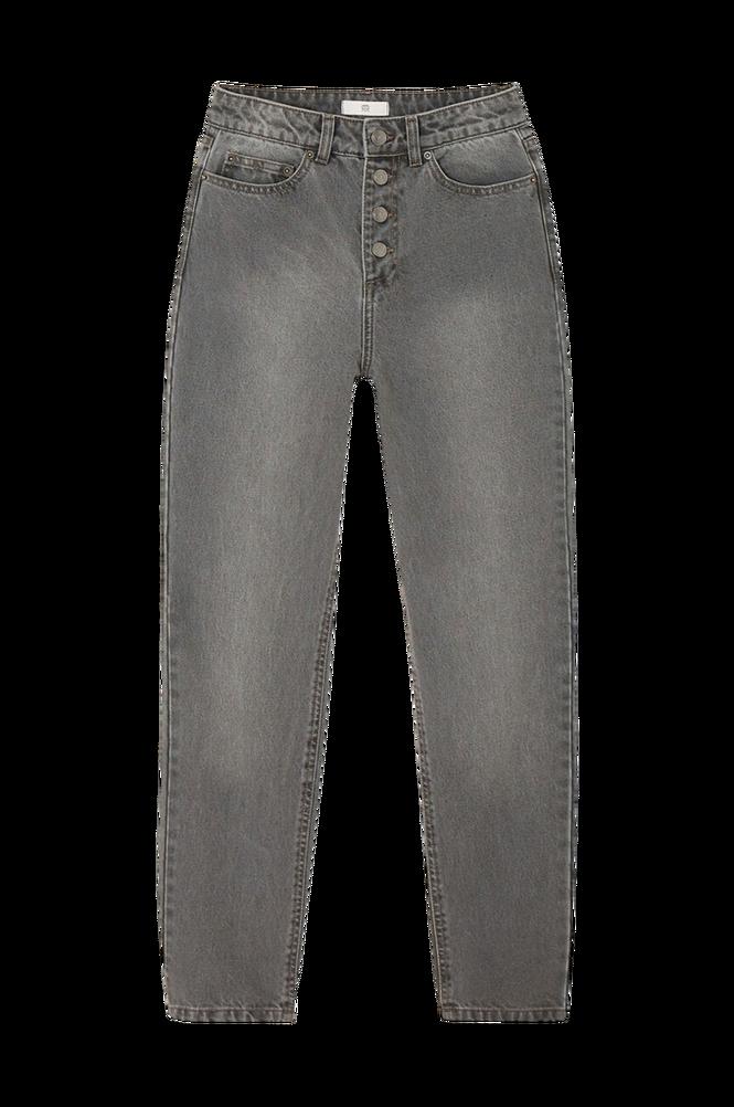 La Redoute Jeans regular, lige model med synlig lukning
