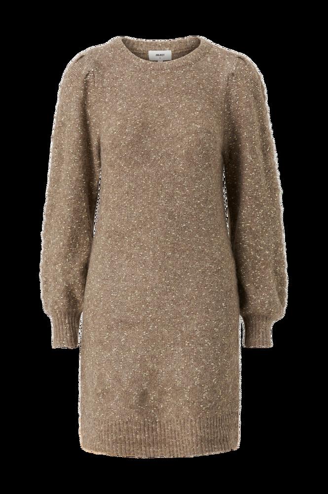 Object Kjole objRandy L/S Knit Dress 111