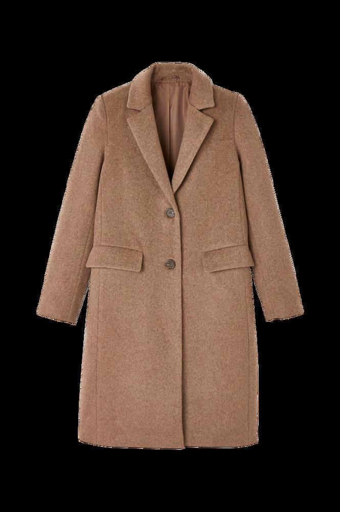 La Redoute Halvlang, lige frakke