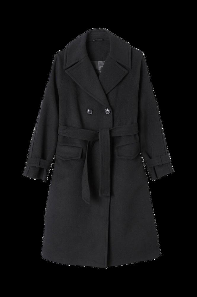 La Redoute Dobbeltradet frakke