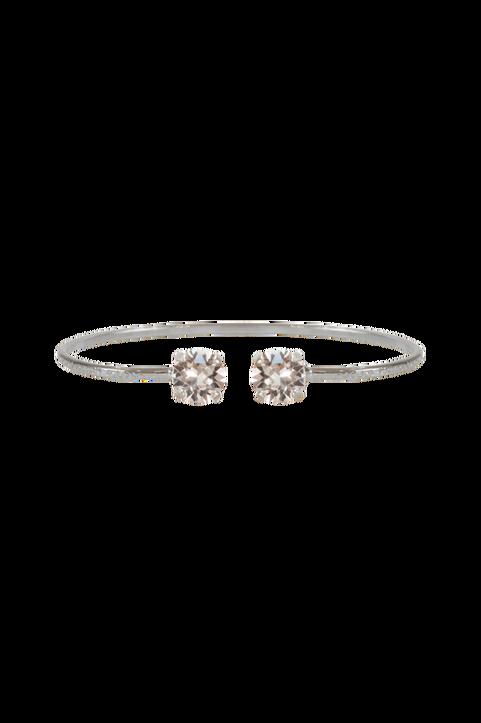 Armband Classic Petite Bracelet Rhodium