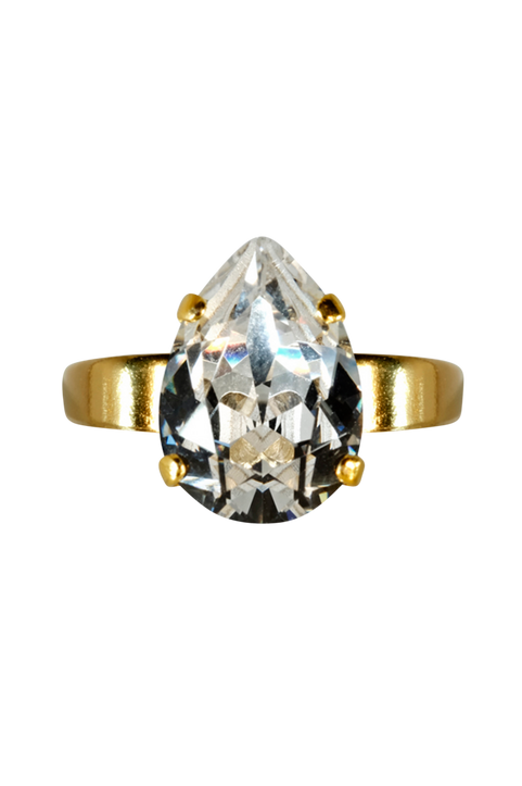 Ring Mini Drop Gold