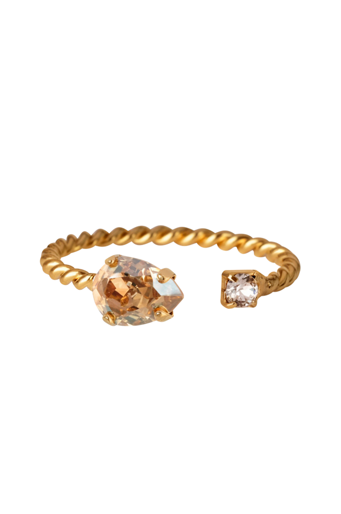Caroline Svedbom Ring Nani Gold