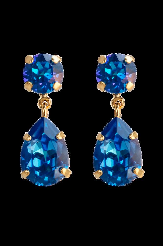 Caroline Svedbom Øreringe Mini Drop Earring Gold