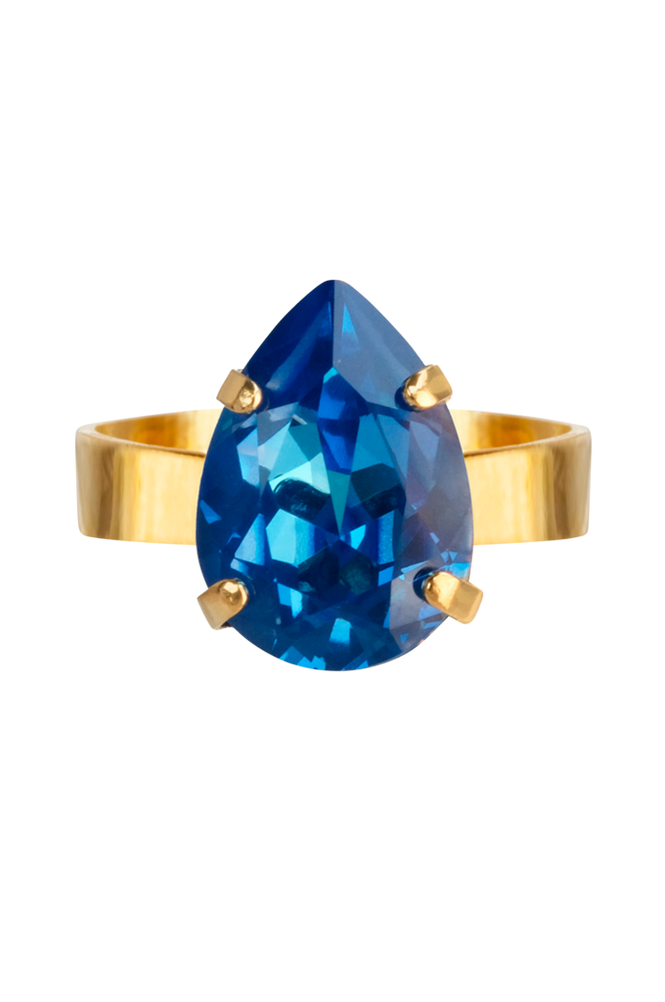 Caroline Svedbom Ring Mini Drop Gold