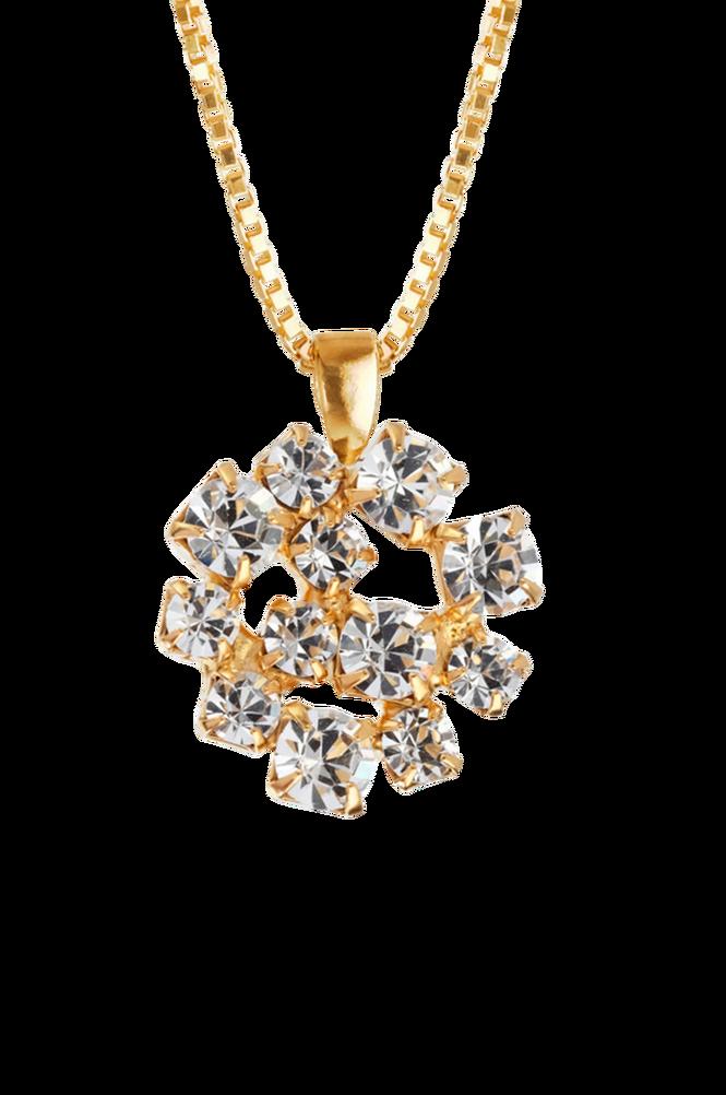 Caroline Svedbom Halskæde Kassandra Necklace Gold