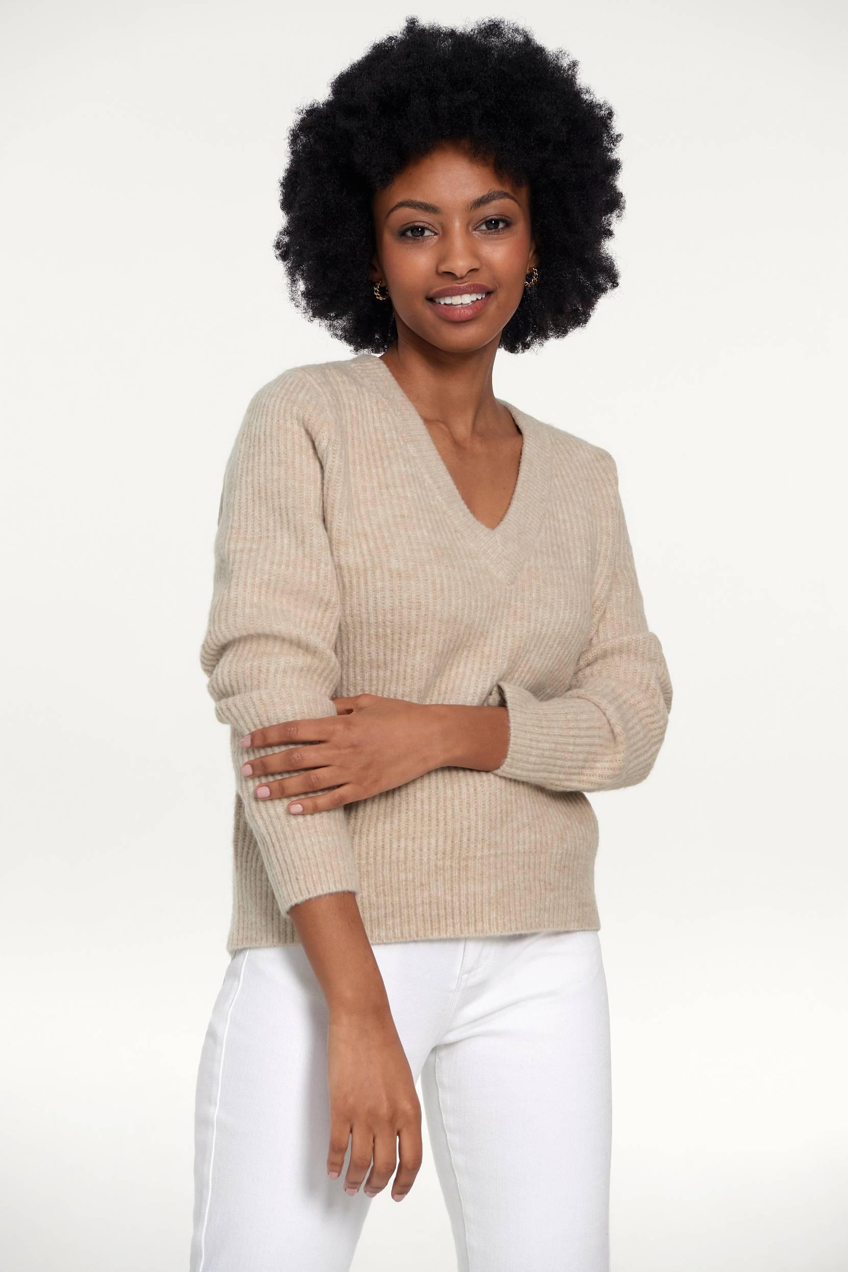 mbyM - Tröja Zarah Sweater - Natur