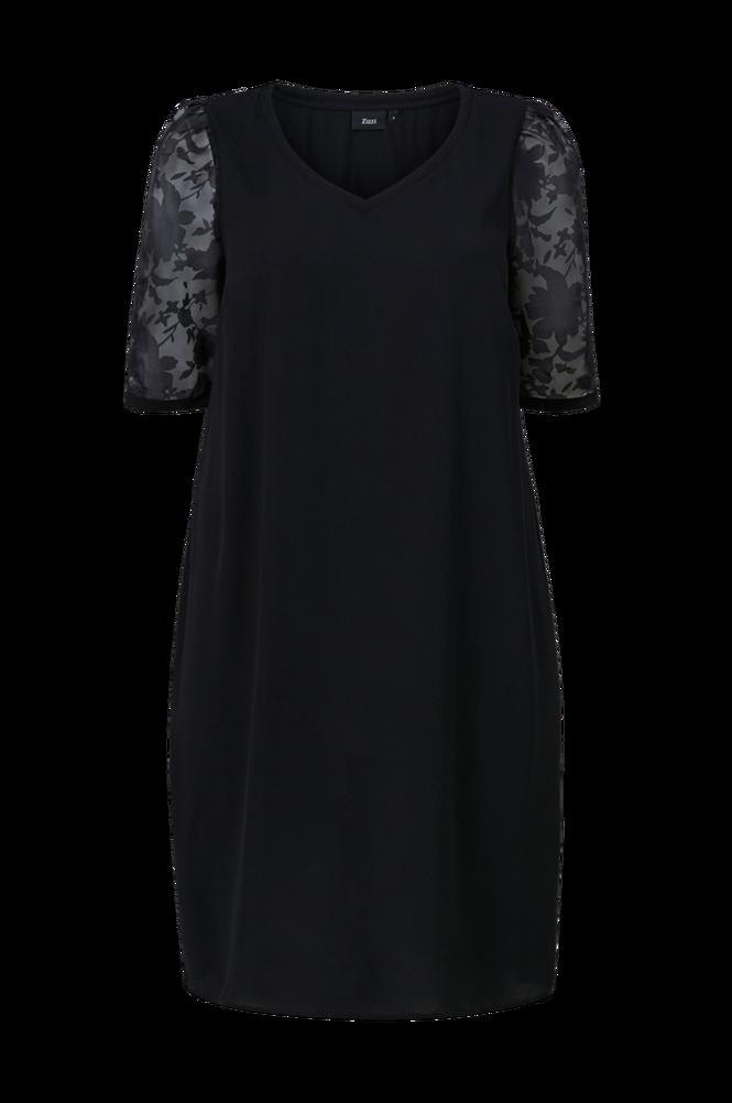 Zizzi Kjole xAnggi S/S Dress