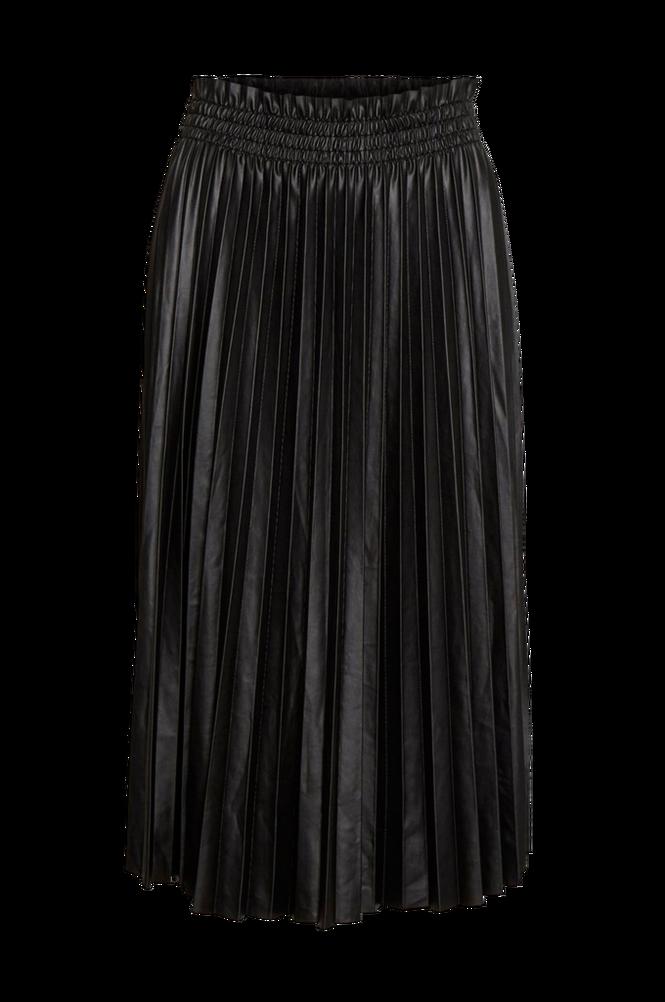 Vero Moda Nederdel vmClarin Coated Knee Skirt