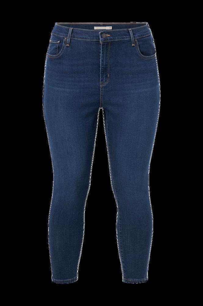 Levi's Plus Jeans 721 PL HiRise Skinny Long Shot