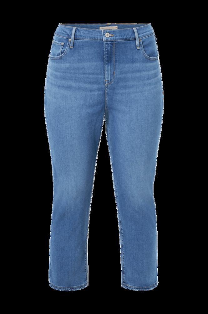 Levi's Plus Jeans 724 PL HR Straight Rio Frost