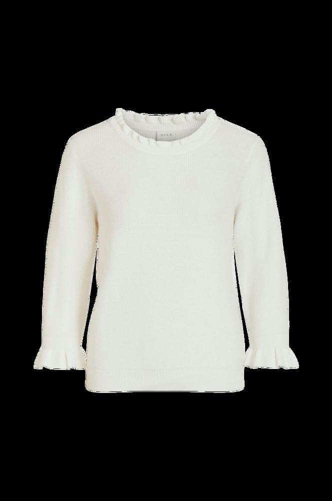 Vila Top viOalit O-neck 3/4 Sleeve Knit Top
