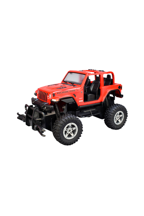 1:16 Jeep Wrangler Rubicon 2,4
