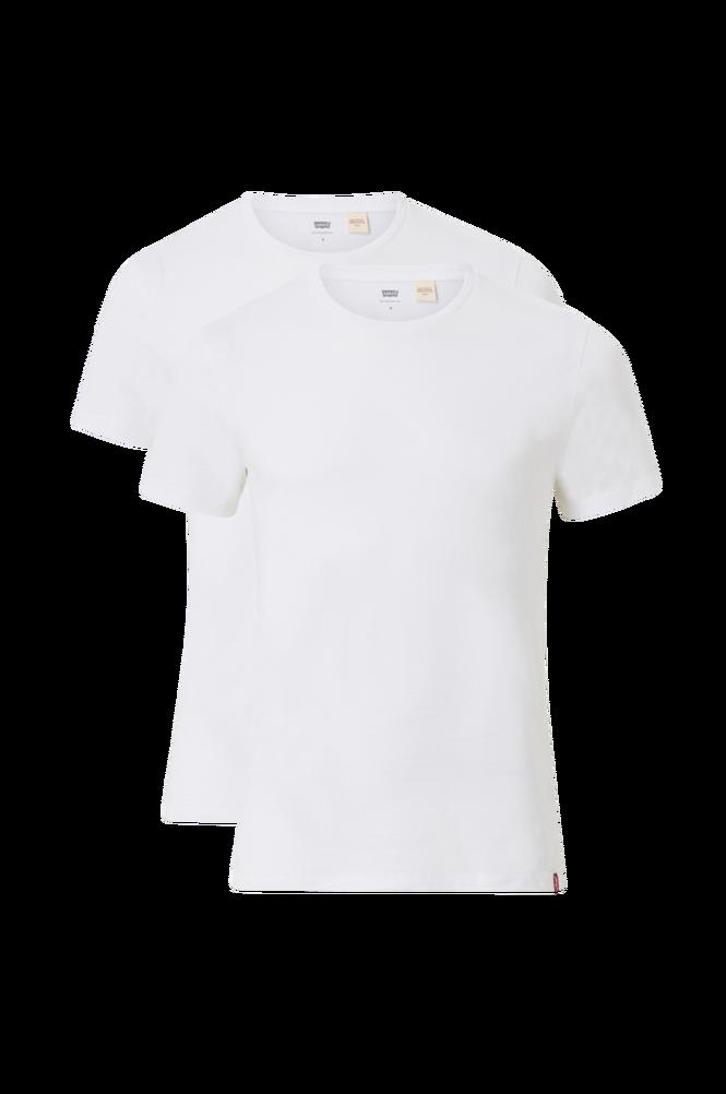 Levi's T-shirt Slim 2PK Crew Neck 2-pak