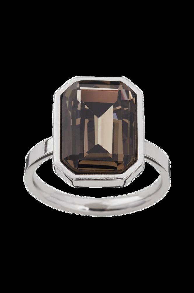 Edblad Ring Grand Wintergreen Steel