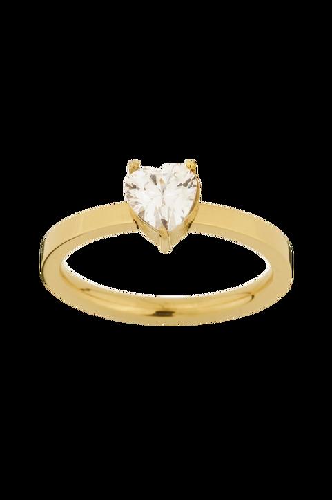 Ring Timeless Heart Ring Gold