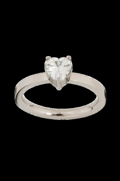 Ring Timeless Heart Ring Steel