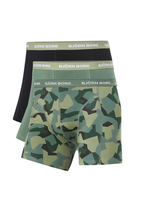 3-Pack Shorts Sammy BB Nordic Camo