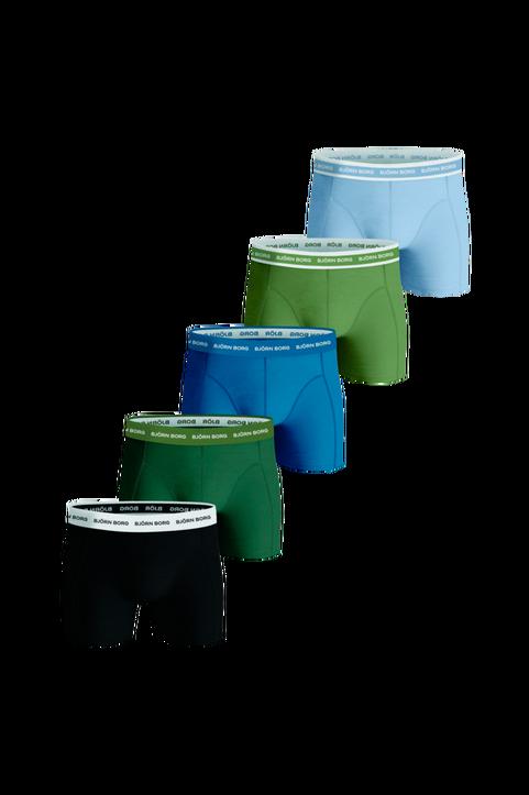 5-Pack Shorts Sammy Solids