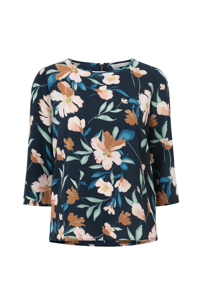 Only onlNova Lux 3/4 Sleeve Top