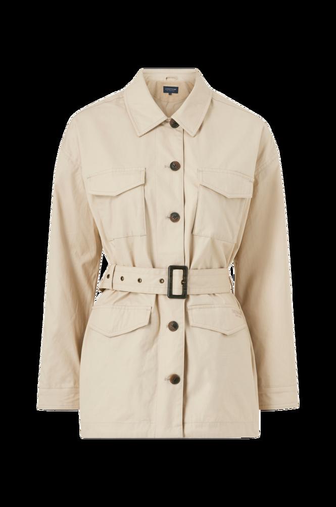 Lexington Jakke Raquel Waxed Cotton Jacket