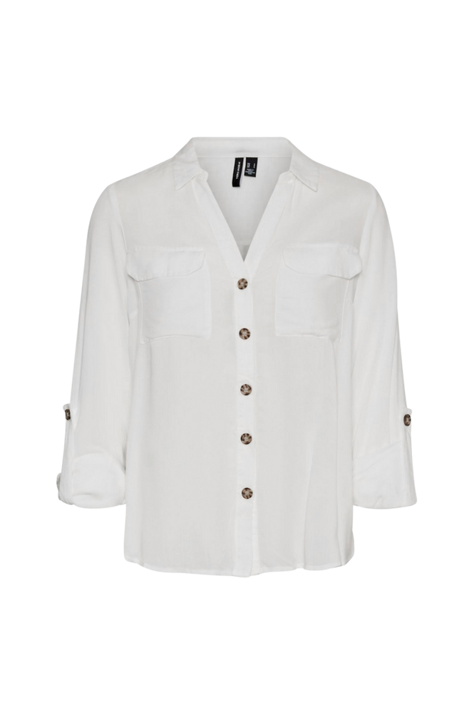 Vero Moda Skjorte vmBumpy L/S Shirt