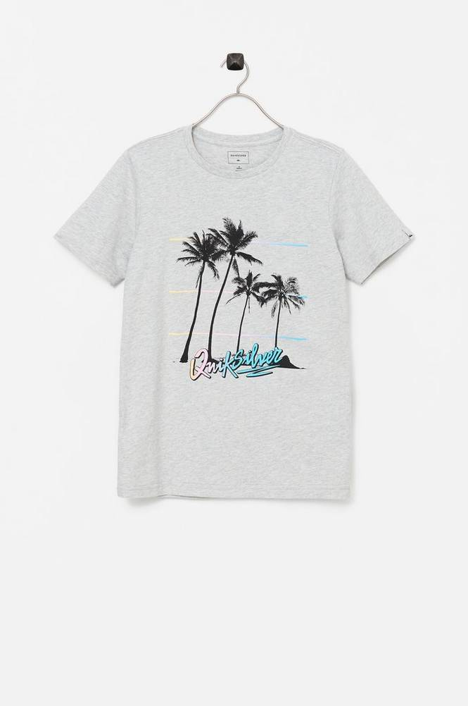 Quiksilver T-shirt Over The Mountain SS Yth