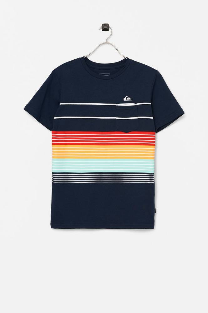 Quiksilver T-shirt More Core SS Tee