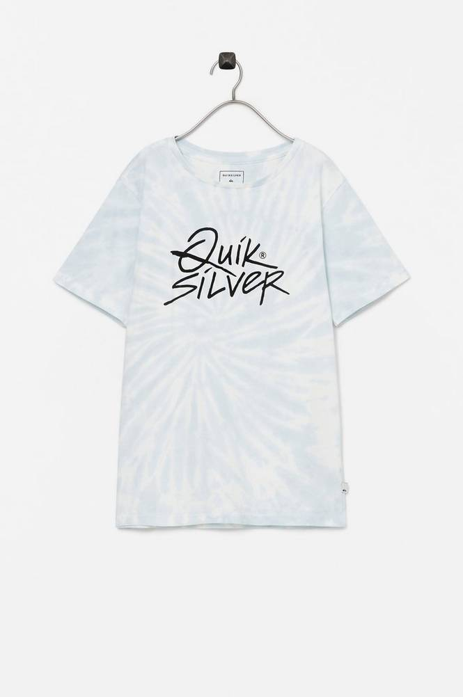 Quiksilver T-shirt Draft Message SS Yth