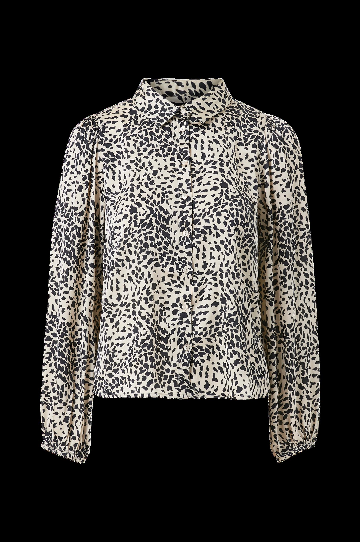 pieces - Blus pcDanni LS Shirt - Natur