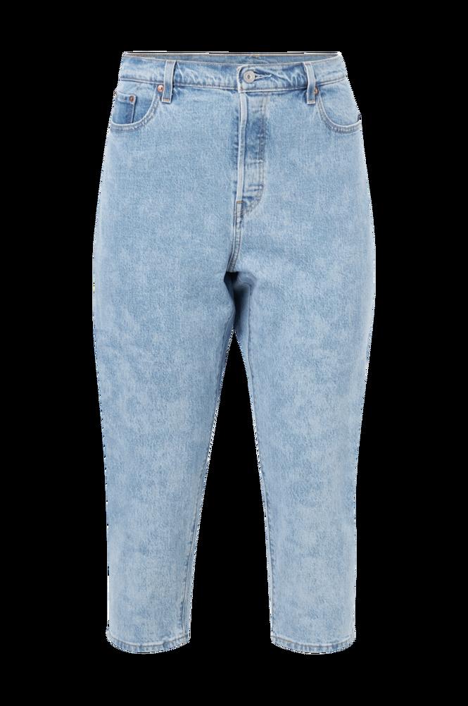 Levi's Plus Jeans 501 Original Cropped