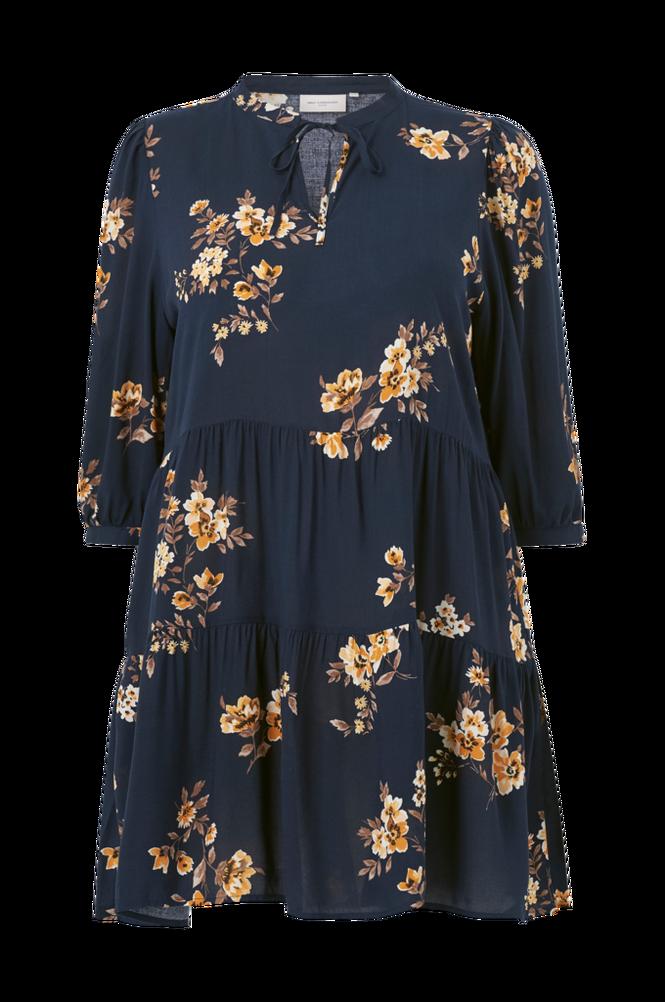 Only Carmakoma Kjole carNew Marrakesh 3/4 Tunic Dress