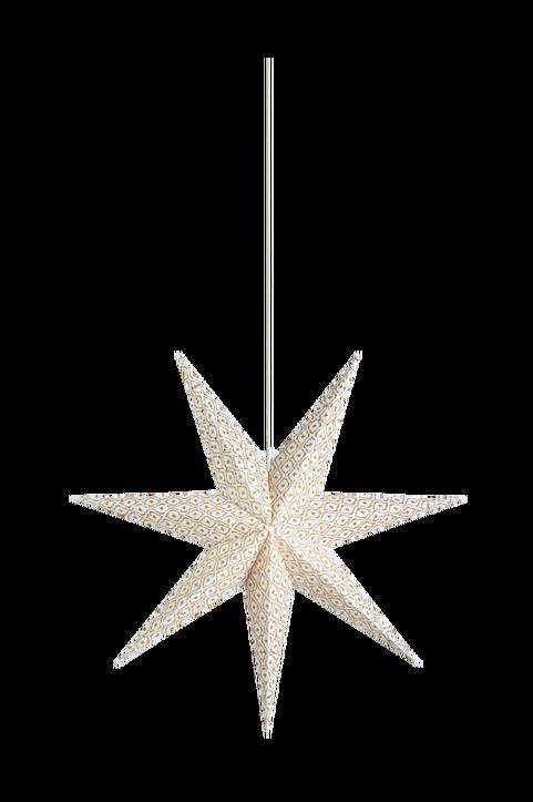 BAROQUE hängande stjärna 45 cm