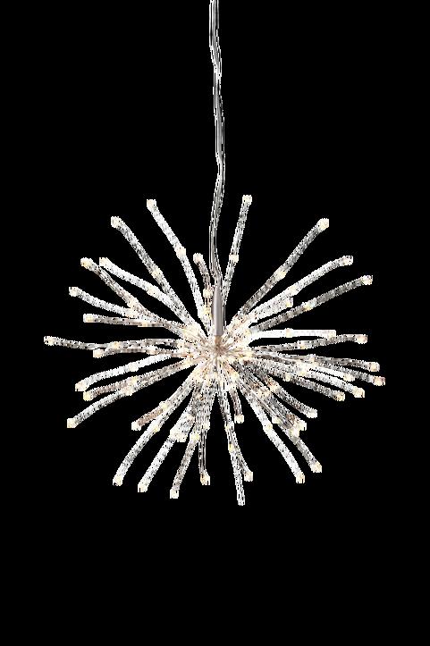 Firework Silver 120L för inomhusbruk
