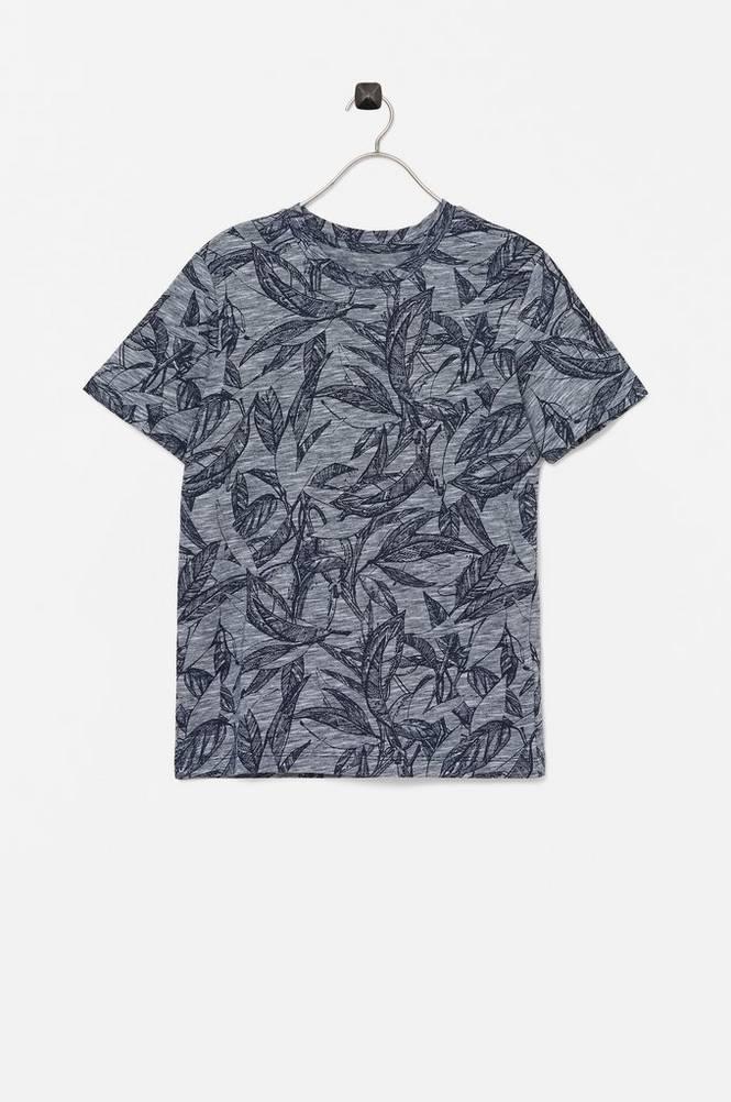 jack & jones T-shirt jorLefo Aop Tee SS Crew Neck Jr
