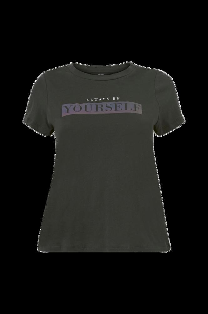 Vero Moda Curve Top vmGioging SS T-shirt  S Curve GA