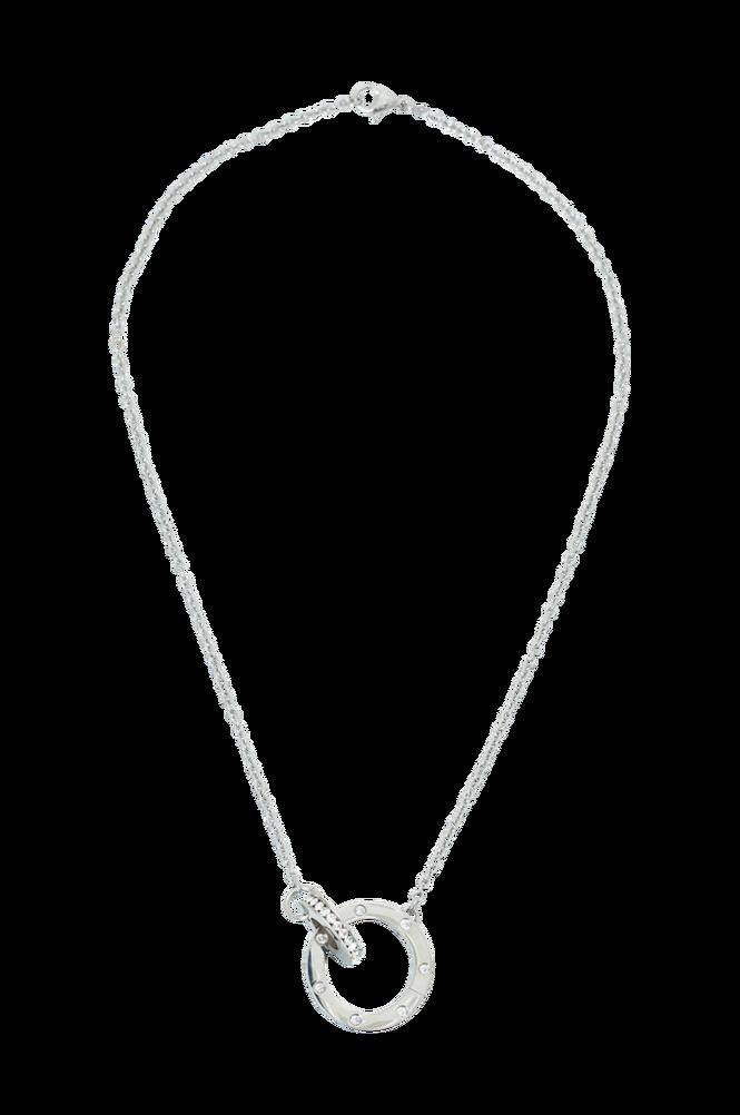 Edblad Halskæde Ida Necklace Short Steel