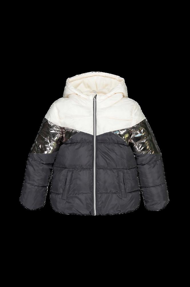La Redoute Quiltet jakke med hætte