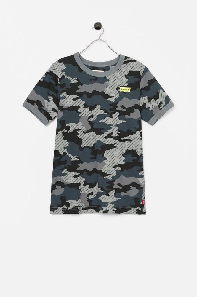 Levi's T-shirt Lvb SS Graphic Ringer