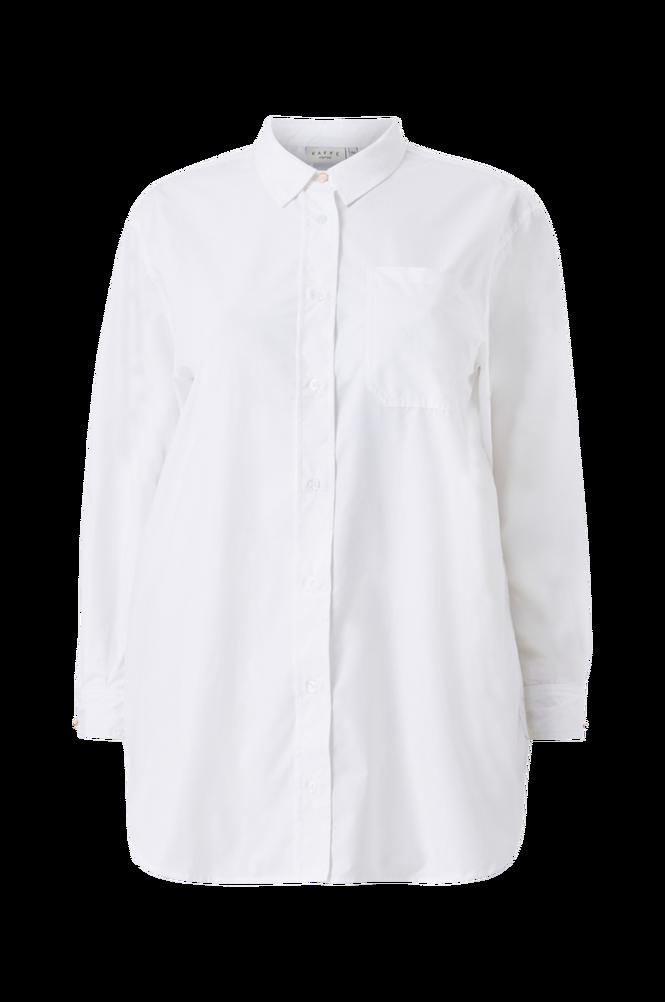 KAFFE Curve Skjorte kcLone Shirt