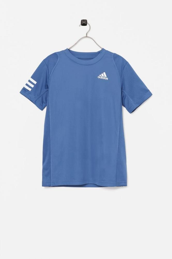 adidas Padel/Tennis Trænings-T-shirt Boys Club 3-stripe T-shirt