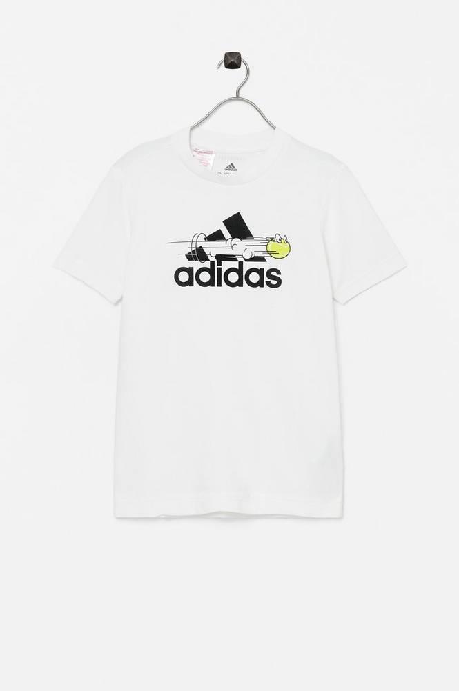 adidas Padel/Tennis Padel-t-shirt/tennis-t-shirt Boys Graphic Logo T-shirt