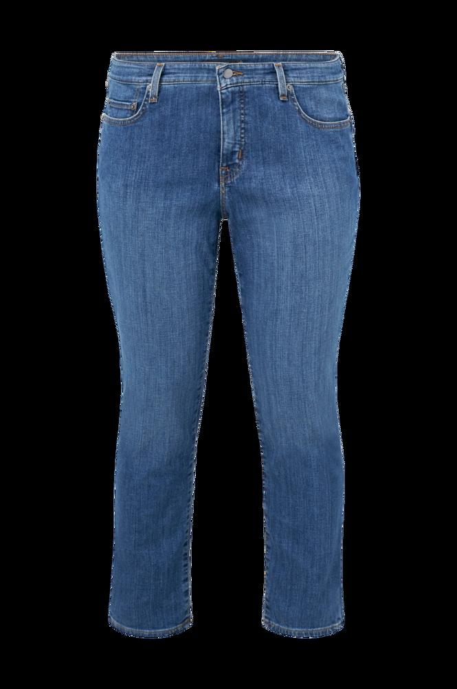 Lauren Ralph Lauren Curve Jeans Mid-Rise Straight