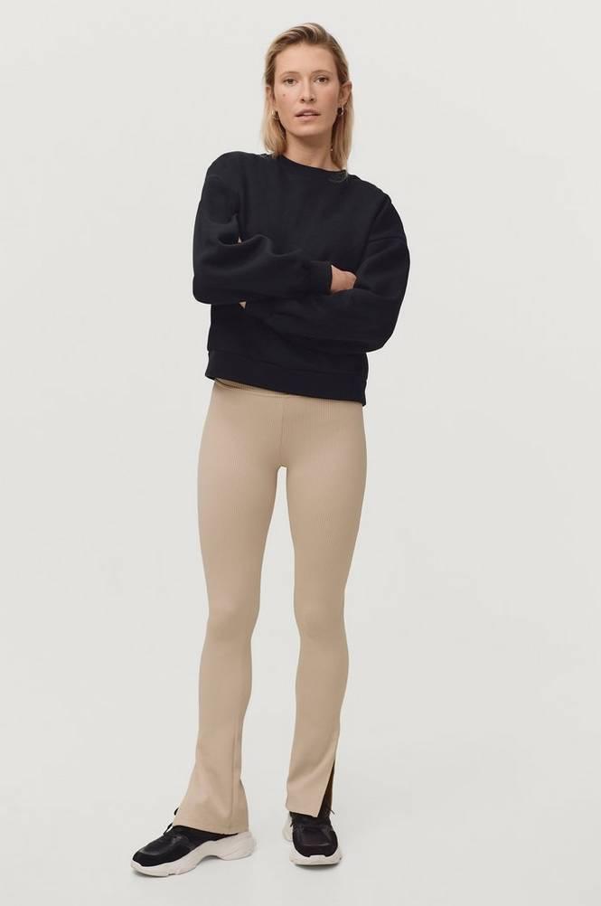 Gina Tricot Leggings Yara Slit Leggings