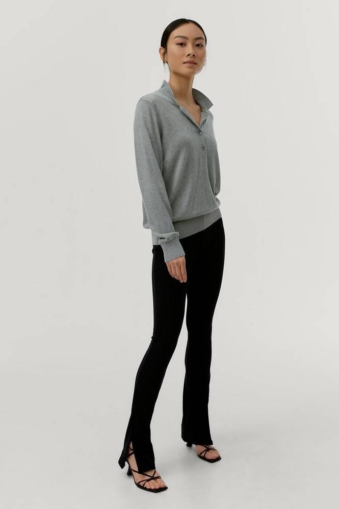 Gina Tricot Bukser Jennifer Slit Trousers