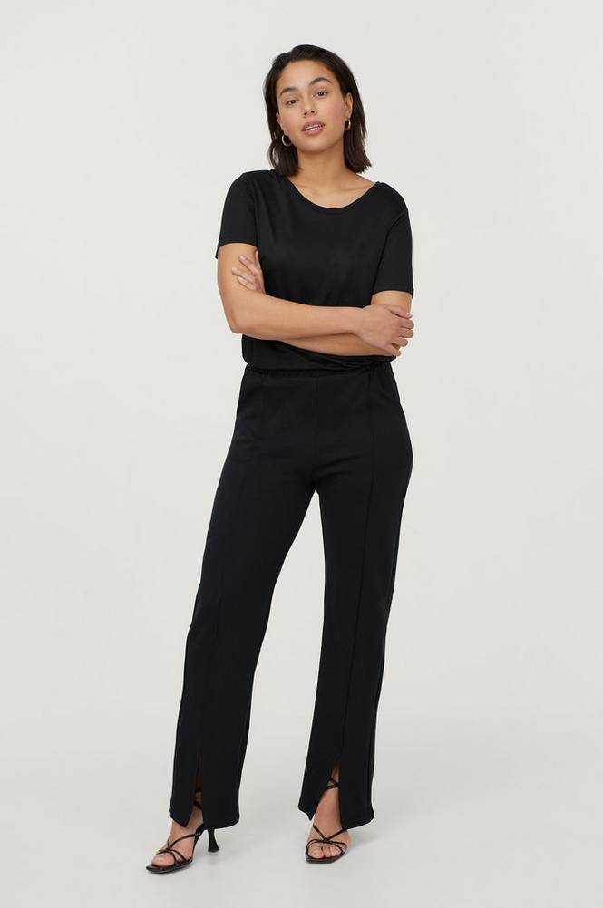 Gina Tricot Sweatbukser Klara Trousers
