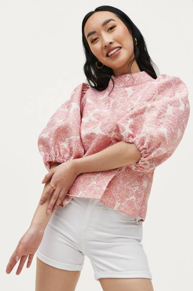 Gina Tricot Bluse Molly Blouse