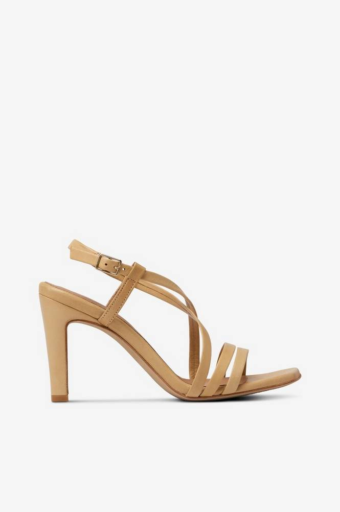Bianco Sandal Biadeedee Cross Sandal